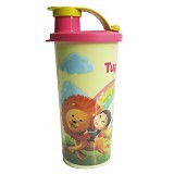 TUPPERWARE Fun Tumbler Forest - Green - Botol Minum
