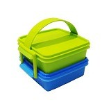 TUPPERWARE Small Carry All (Merchant) - Wadah Makanan