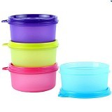TUPPERWARE Smart Saver 4pcs - Wadah Makanan