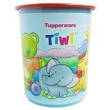TUPPERWARE Tiwi Canister 2L - Toples