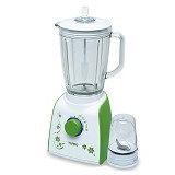 TURBO Blender Plastik 2 L [EHM-8099] - Green (Merchant) - Blender