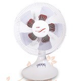 "TURBO Turbo Desk Fan 12"" [CFR1082] (Merchant) - Kipas Angin Meja"