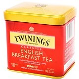 TWININGS Classics English Breakfast Tea Loose Tea 100g - Teh Instan & Celup