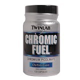 TWINLAB Chromic Fuel 100 Caps - Suplement Kesehatan Organ Hati