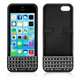 TYPO Keyboard Case for iPhone 5/5s - Black - Gadget Keyboard