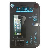 TYREX Sony Xperia Z1 Compact Tempered Glass Screen Protector (Free Plastic Back Protector) - Screen Protector Handphone