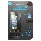 TYREX Sony Xperia Z1 Tempered Glass Screen Protector (Free Plastic Back Protector) - Screen Protector Handphone