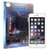 TYREX Apple iPhone 6 Tempered Glass Screen Protector (Free Plastic Back Protector) - Screen Protector Handphone