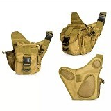 Tactical Tas [012] - Army (Merchant) - Tas Pinggang/Travel Waist Bag