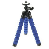Tripod RM-100-1 Flexible 360 - Blue (Merchant) - Tripod Mini and Tabletop