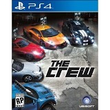 UBISOFT DVD PlayStation 4 The Crew (Merchant) - Cd / Dvd Game Console