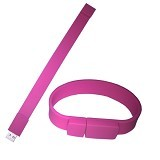 UDISK Flash Disk Gelang - Pink - Usb Flash Disk Basic 2.0
