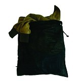 UGIENE Laundry Bag - Black (Merchant) - Cover Bag/Pelindung Tas
