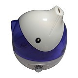 ULTIMATE Home Air Humidifier Dolphin Big Capacity 2L [UAHBC20] - Air Humidifier