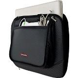 ULTIMATE Tas Laptop Single Diamond MX 12 Inch - Black - Notebook Carrying Case