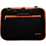 ULTIMATE Tas Laptop Double New RX 14 inch - Orange - Notebook Shoulder / Sling Bag