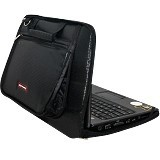 ULTIMATE Tas Laptop Single Kevlar MX 11 Inch - Black - Notebook Carrying Case
