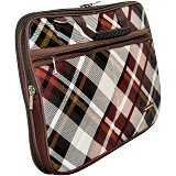 ULTIMATE Tas Laptop Double Volvo 14 Inch - Brown - Notebook Carrying Case