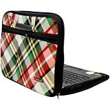 ULTIMATE Tas Laptop Double Volvo 14 Inch - Red - Notebook Carrying Case