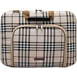 ULTIMATE Tas Laptop Single Burberi DX 14 Inch - White - Notebook Carrying Case