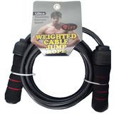 ULTRA Weighted Cable Jump Rope 1.35Kg - Tali Skipping