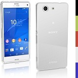 ULTRATHIN Sony Xperia Z3 Compact /Mini TPU Case - Clear (Merchant) - Casing Handphone / Case