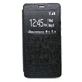 UME Enigma Case for Samsung Galaxy J2 Flip Cover [Ume0017] - Black - Casing Handphone / Case