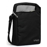 UNEED Combat 5 Messenger Bag [UB203] - Black (Merchant) - Travel Shoulder Bag