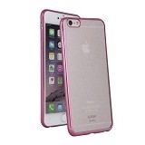 UNIQ Glacier Glitz for iPhone 6 Plus [8886463647189] - Rose Gold - Casing Handphone / Case