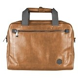 UNIQ Herald  Laptop Messenger Heritage [8886463645475] - Fawn - Notebook Sleeve