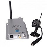 UNIQTRO CCTV Wireless AV Camera