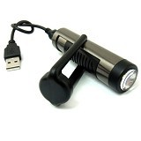 UNIQTRO Korek Api Listrik USB Charger + Senter - Korek Api/Lighter