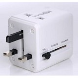UNIQUE Adapter Universal Power Travel [AD-UT-PT] - Universal Travel Adapter