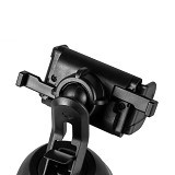 UNIQUE Car Holder Hoco Premium [HOLD-CAR-HP-CHP17-B] - Black (Merchant) - Gadget Mounting / Bracket