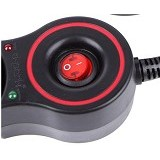 UNIQUE Charger Multi Function Power Plug Flexible [CH-PP-FX-R] - Red - Stop Kontak Out Bow