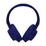 UNIQUE Headphone Extra Bass [HP-U-MDR100-BL] - Blue (Merchant) - Headphone Portable