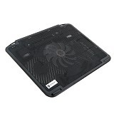 UNIQUE Notebook Cooler E-Cooler [NC-U-EC-1-B] - Notebook Cooler