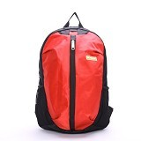 UNIQUE Premium I-Protect [TN-U-PIP] - Red - Notebook Backpack