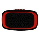 UNIQUE Speaker Bluetooth X-Box [SPK-BT-XB-Y15-GR] - Red - Speaker Bluetooth & Wireless