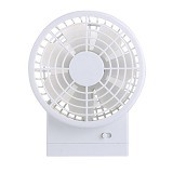 UNIQUE USB Fan [USB-FAN-DF-W] - White (Merchant) - USB & Portable Fan