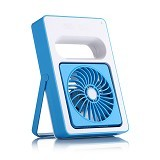 UNIQUE USB Fan [USB-FAN-S2-BL] - Blue (Merchant) - USB & Portable Fan