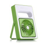 UNIQUE USB Fan [USB-FAN-S2-GR] - Green (Merchant) - USB & Portable Fan