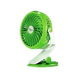UNIQUE USB Fan [USB-FAN-XS-F805-GR] - Green (Merchant) - USB & Portable Fan