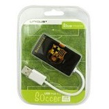UNIQUE USB Hub 4Port Unique Soccer Barcelona [HUB-U-SM-BC] - Cable / Connector Usb