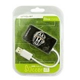 UNIQUE USB Hub 4Port Unique Soccer Juventus [HUB-U-SM-JV] - Cable / Connector Usb