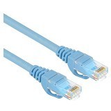 UNITEK LAN Patch Cable 5M CAT.5E With Jacket [Y-C812BL] - Network Cable Utp