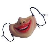UNIVERSAL Masker Unik Karakter Senyum - Masker Motor