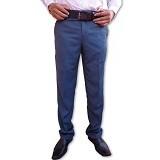 URBAN ACT Celana Panjang Pria Size 30 [uaslimglue] - Abu Kebiruan - Celana Panjang Pria