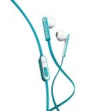 URBANISTA Earphone With Microphone San Fransisco - Coral Island (Merchant) - Earphone Ear Monitor / Iem