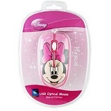 USBCOM Disney Optical Mouse Magical Minnie [DS-OM-MGMN] - Mouse Basic